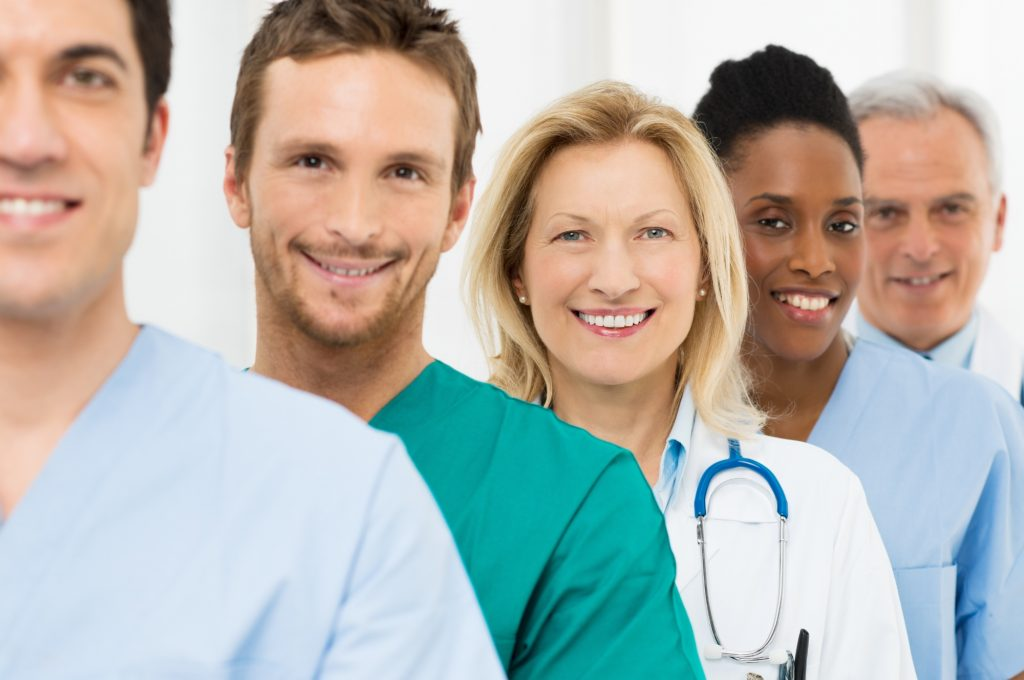 Healthcare professionals insurance