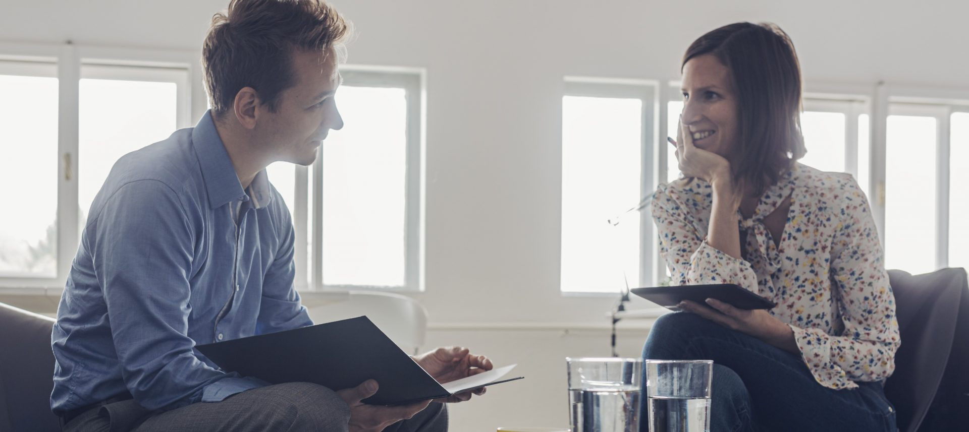 commercial broker benefits